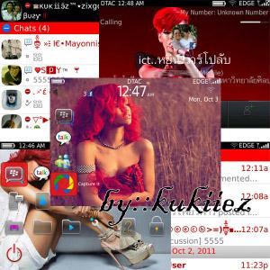 free+Rihanna+theme free Rihanna theme for 9700 9780 9650 os6.0