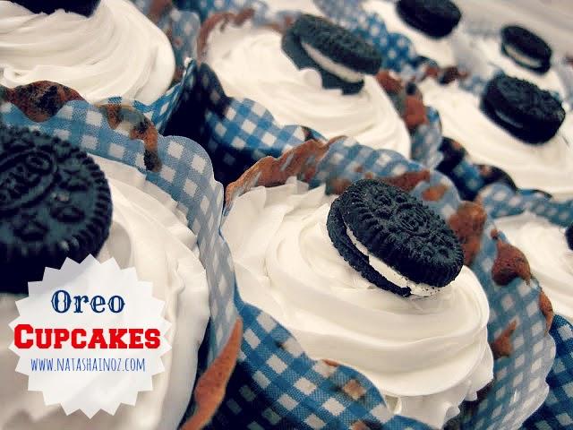 Delicious Oreo Cupcake Recipe
