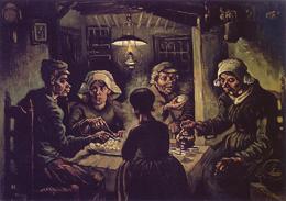 Os comedores de batatas