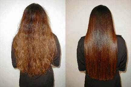 وصفة للبنات لتطويل الشعر وتنعيمه حتى يصبح كالحرير