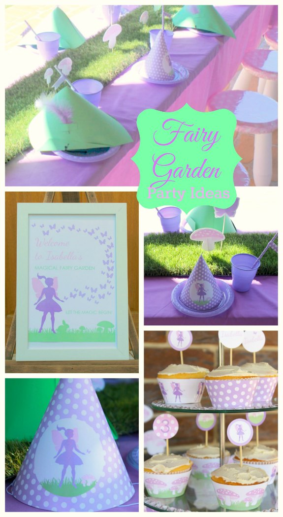 Start Planning a Fairy Birthday!