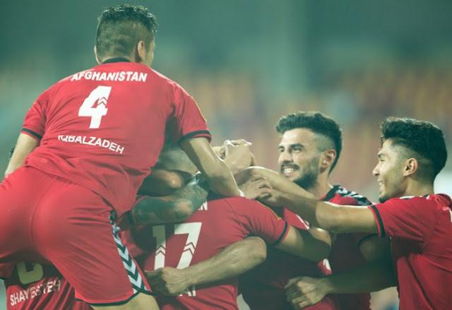 Afghanistan top Group B, SAFF Suzuki Cup 2015