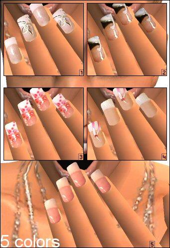 Nails Art Designs Short Nail Designs
