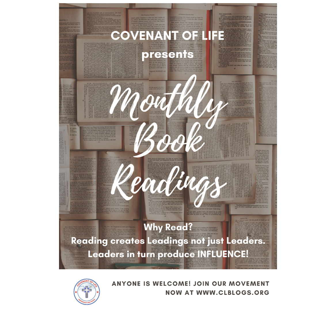 JOIN COVENANT READERS CLUB TODAY