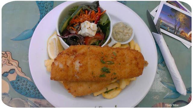 fish and chips Adelaide Australie, visiter Australie tourisme Adelaide