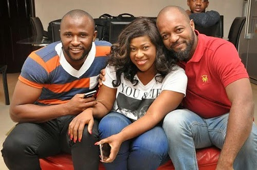 Uche Jumbo's Brother OGB Goes Into Movie Production