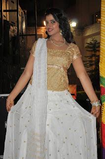 Telugu Acnhor Syamala Latest Picture at Ram Leela Movie Audio Launch 48