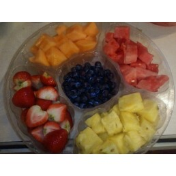 walmart fruit tray list of healthy fruits