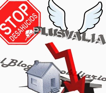 Plusvalía Stop Desahucios elBlogInmobiliario.com