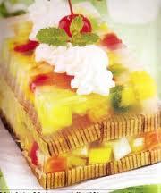 ... puding pada umumnya yang saya buat puding yang menggunakan buah buahan