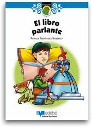 EL LIBRO PARLANTE--PATRICIA FERNANDEZ
