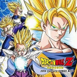 Download Dragon Ball Z 20th Century Song Best