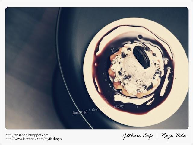 北海 Cafe | Gathers Cafe 北海少有的松饼、甜点与咖啡馆