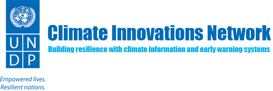 UNDP Climate Innovations Network