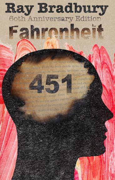 Výsledek obrázku pro Fahrenheit 451