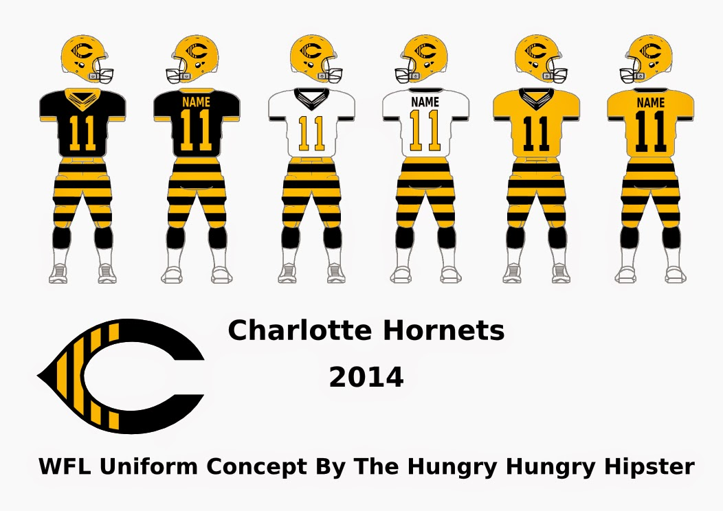 188d27d054ad WFL Nation  WFL Uniform Contest  Charlotte Hornets Entries
