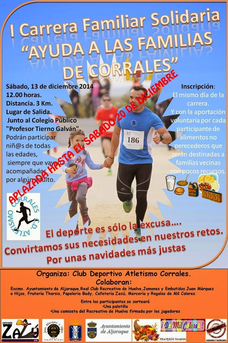 I CARRERA FAMILIAR SOLIDARIA