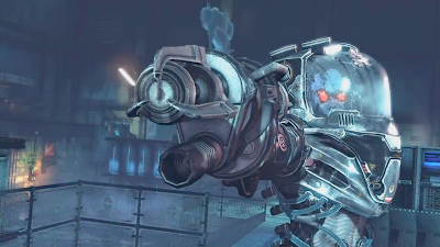 Mr. Freeze Heart of Ice Arkham Origins DLC