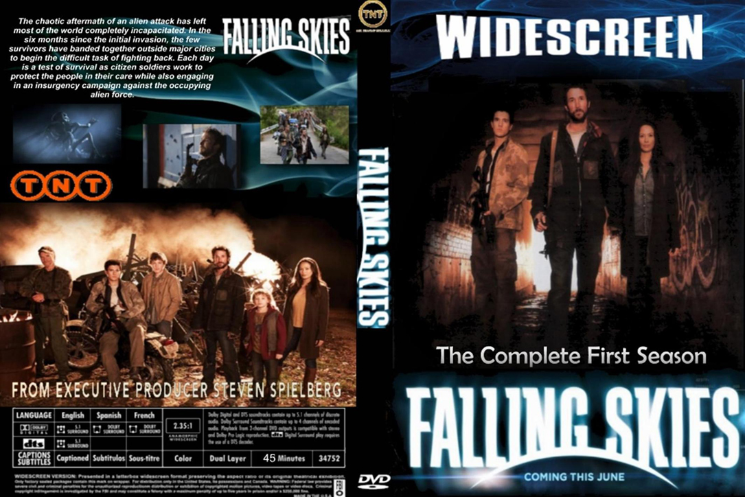 Falling skies series 1 dvd / Vaah life ho toh aisi movie watch online