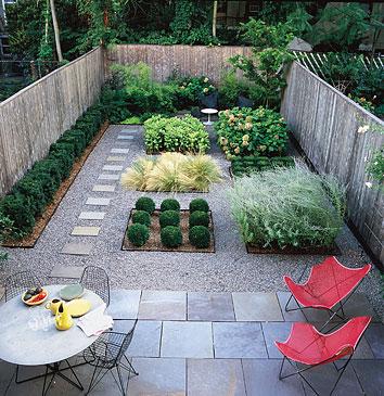 Small Garden: Your Local