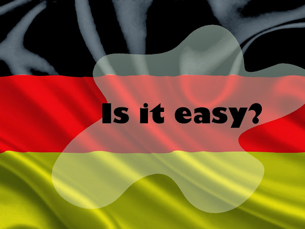 PERSONAL: My life in Germany - is it so easy?