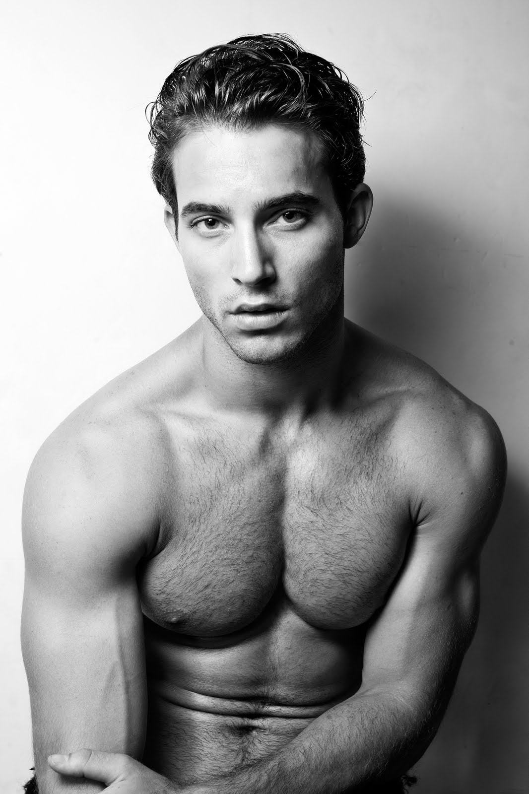 Beautiful hary man from USA Anthony Greenfield.