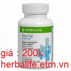 Xtra-Cal Advanced canxi Herbalife Xtra-Cal Advanced Xương khớp 1