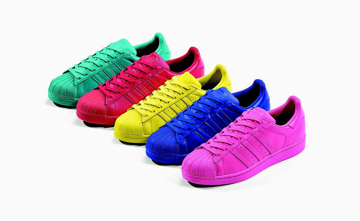 Adidas All Stars Colours