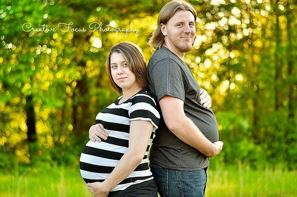 weird pregnancies