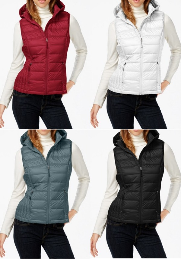 Fall outfit inspiration, cute puffer vests