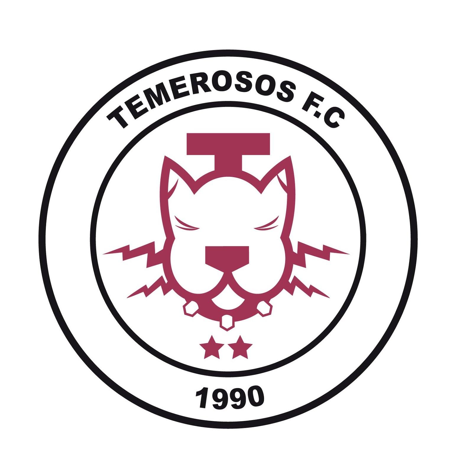 TEMEROSOS FC - 26 AÑOS