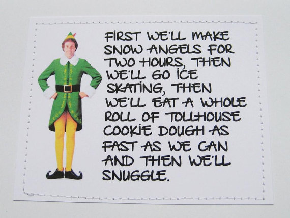 Funny Quotes From Elf Funny Quotes Awesome Elf Quotes