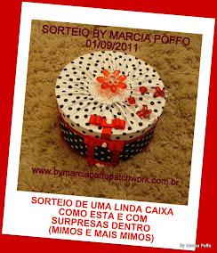 SORTEIO BY MARCIA POFFO