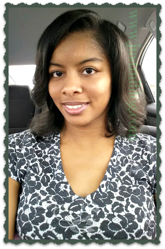 The outcome of my matted hair after taking out my sew-in