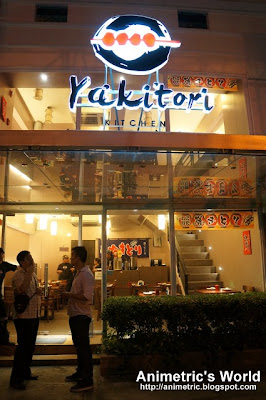 Yakitori Kitchen at Burgos Circle