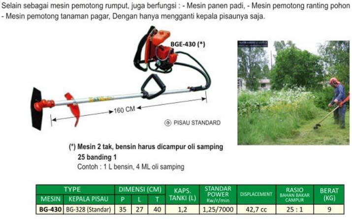 pemotong rumput murah - daftar harga mesin potong rumput ...