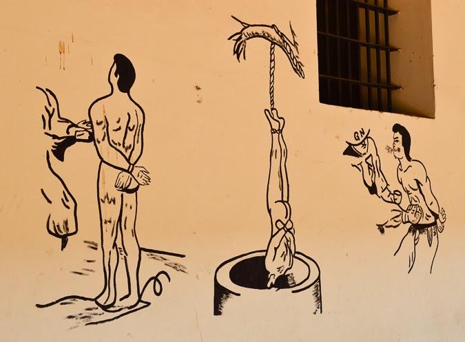 Torture methods in Nicaragua