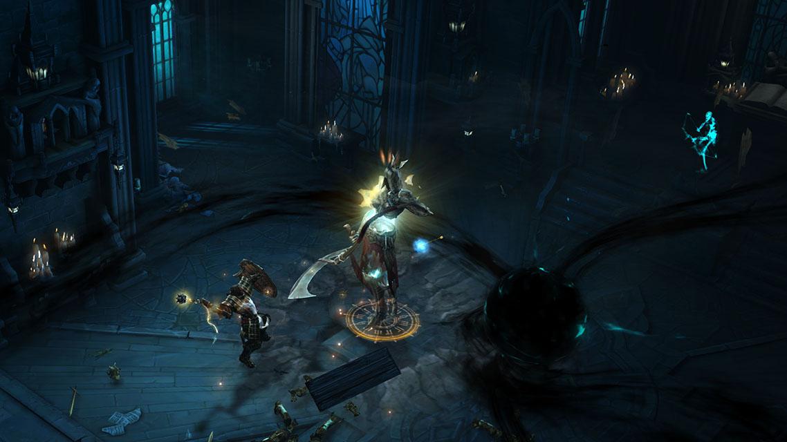 Diablo 3 Reaper of Souls Expansion