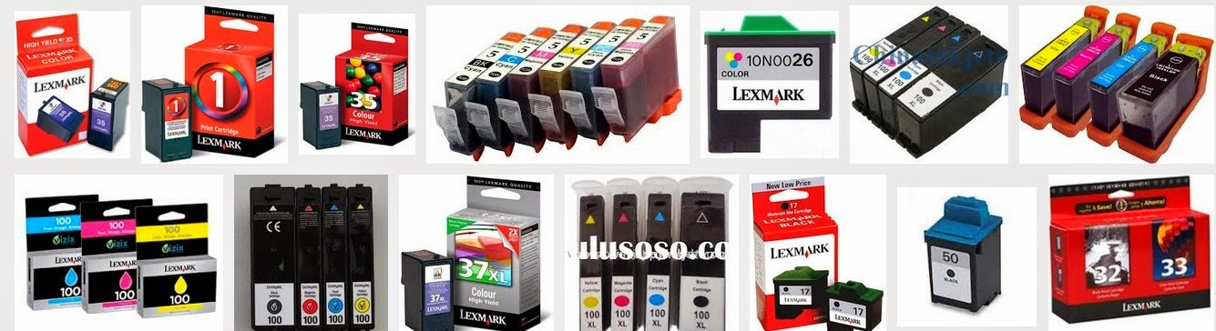 Cannon toners and Lexmark toners