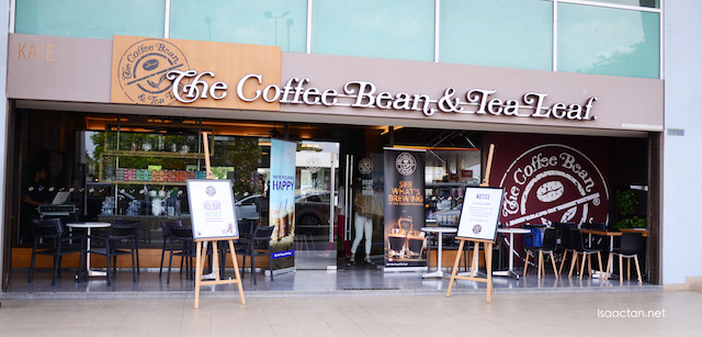The Coffee Bean & Tea Leaf TTDI