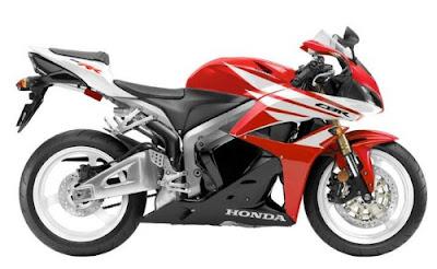 Harga Honda CBR 600RR 2012