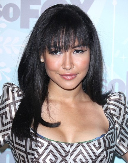 shay mitchell and naya rivera. Naya Rivera Long Hairstyle