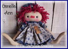 """Genelle Ann ~ 13"""" doll"""