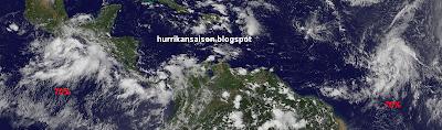 70 Prozent und 70 Prozent ergibt , Hilary, Ophelia, Atlantik, Pazifik, September, aktuell, Satellitenbild Satellitenbilder, 2011, Hurrikansaison 2011,