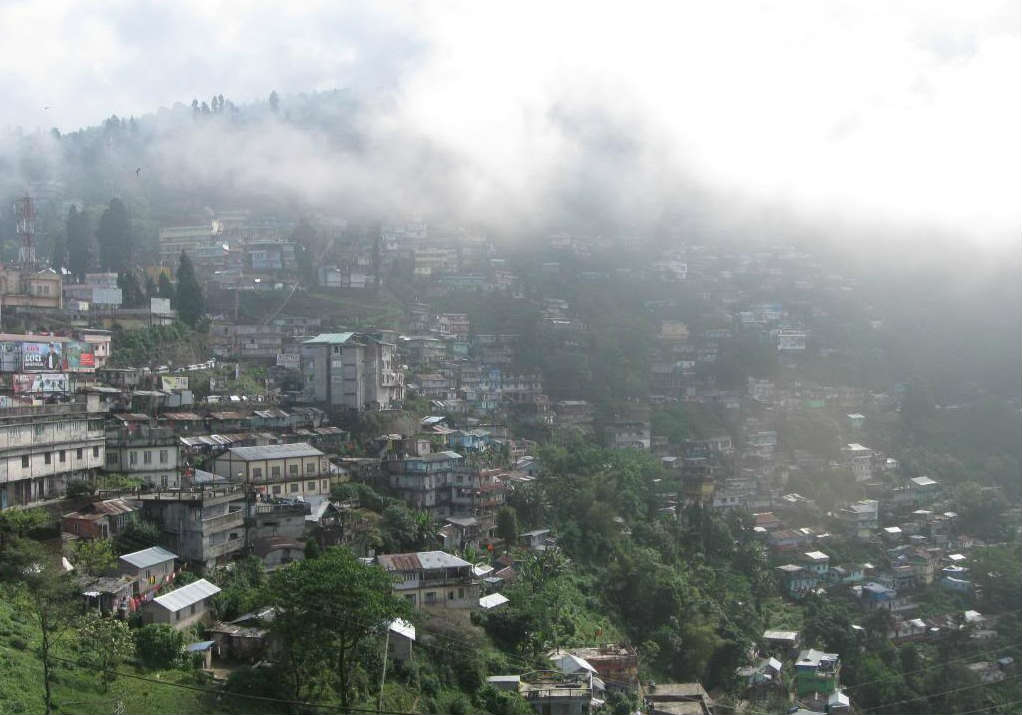 Kurseong India  city photo : The Himalayan Railway wasextended to Kurseong on August, 23, 1880 and ...