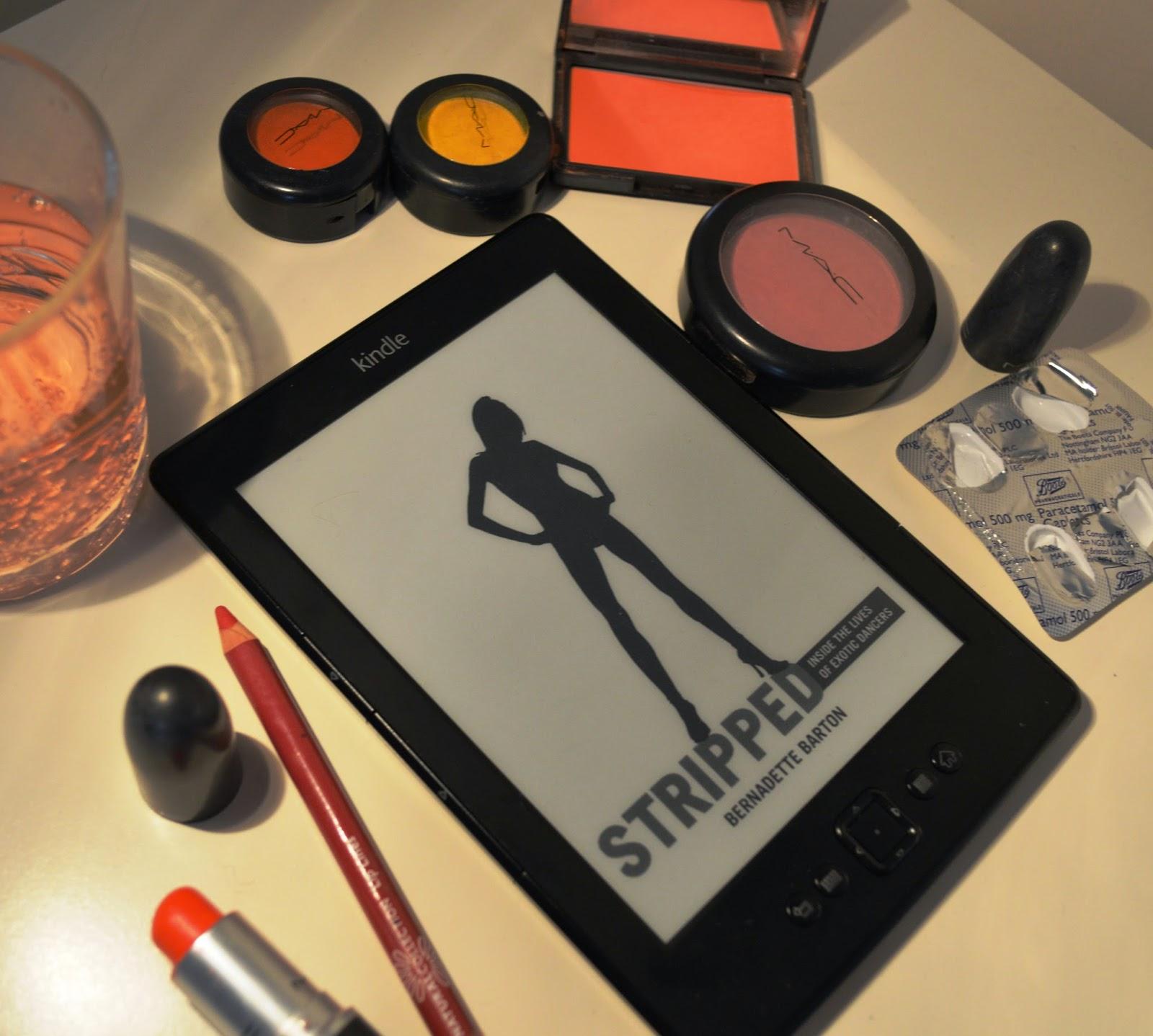 Stripped, exotic dancers, experience, life story, Bernadette Barton, review, book, American, exotic dancers, sex workers, memoir, sex industry
