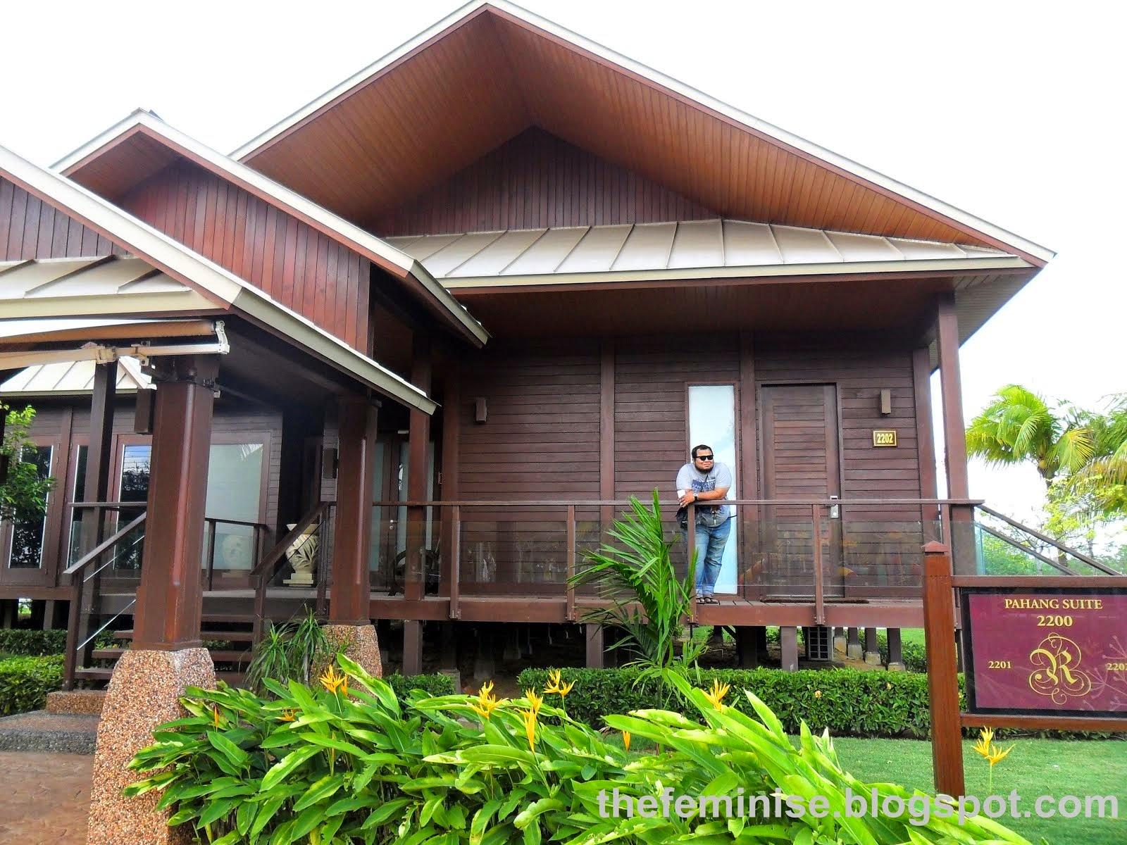 Ri-Yaz Heritage Marina Resort & Spa, Pulau Duyong, Kuala Terengganu
