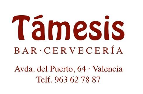 TÁMESIS · BAR · CERVECERÍA