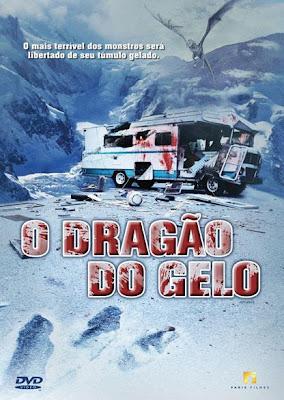 O Dragão de Gelo – Dublado