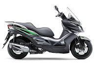 Kawasaki J125 Special Edition (2016) Side
